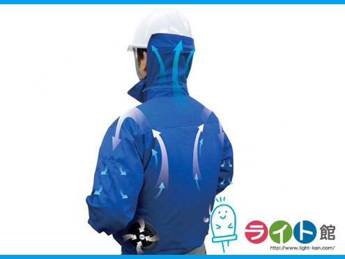 空調作業服 冷感ウェア キタムラ産業 RKW-001
