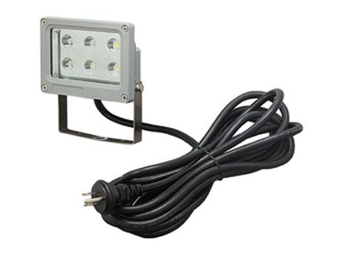 ジェフコム LED投光器 6W・ホルダータイプ PDS-0106U