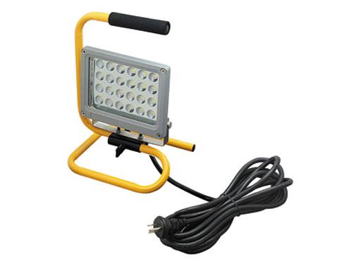 ジェフコム LED投光器 24W・スタンドタイプ PDS-0124S
