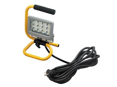 ジェフコム LED投光器 12W・スタンドタイプ PDS-0112S