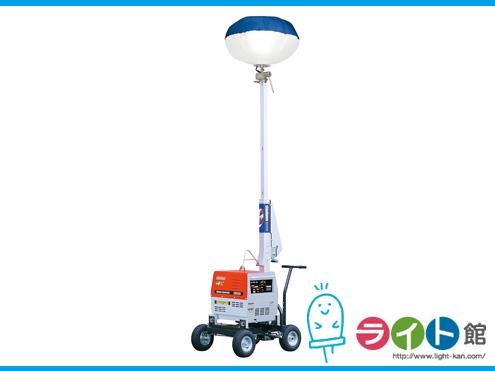 やまびこ産業(新ダイワ) LEDバルーンバッテリー投光器 LEDバッテリータイプ SBL120LBG-S 【代引き不可商品】