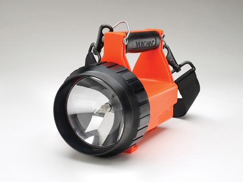 ストリームライト ファイヤーバルカン 米国防爆モデル ライト単体(オレンジ) 44411