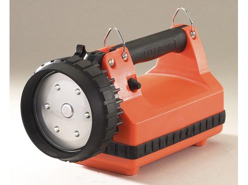 ストリームライト Eフラッド 標準セット(オレンジ) 067R