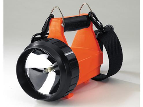 ストリームライト ファイヤーバルカンLED(米国防爆モデル 標準セット)オレンジ 071F