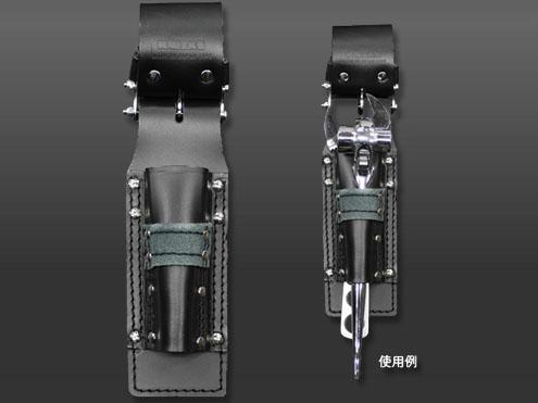 まとめ買い特価 プロ仕様のオリジナルホルダー KNICKS ニックスチェーン式 シノ付ラチェットホルダーKB-201MSDX 超目玉 モンキー
