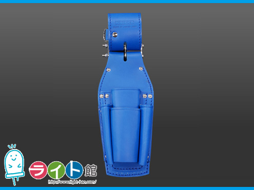 KNICKS ニックス チェーン式/ペンチ・ドライバーホルダー〈ブルー〉KBL-401PLLDX