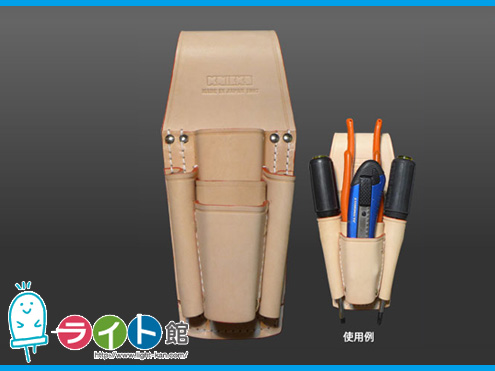 KNICKS ニックス 8・9インチペンチ・ドライバーホルダーKN-501PLL