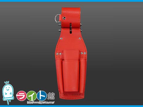 KNICKSチェーン式/ペンチ・ドライバーホルダー〈レッド〉KR-401PLLDX