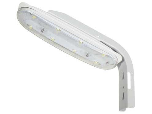 LED防犯灯 光センサー付 日動工業 LEN-BS5W-5000K