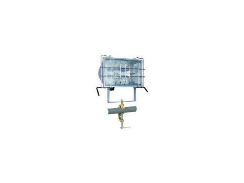日動工業 マルチ床スタンド1000W ハロゲン HST-1000MS