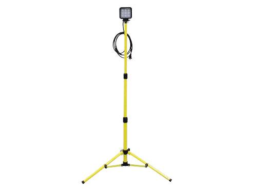 18WLED投光器 1灯式 タイカツ 三脚式LED投光器 TKS-181【代引き不可商品】
