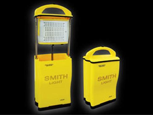 スミスライト 防瀑タイプ AF120ATEXWH 充電式投光器
