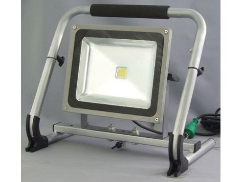 日動工業 LEDエコナイター LEN-50MS マルチ床スタンドタイプ