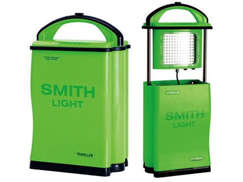 スミスライト トラベラー SMITHLIGHT TRAVELER LED充電式ポータブル投光器 イクシンライトトラベラー