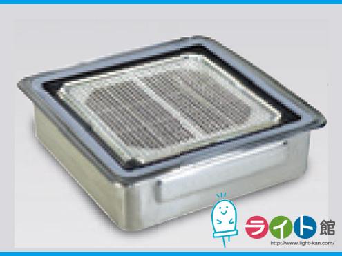 日動工業 ソーラーLEDタイル198 正方形 NFT0808W-SUS 白 (ステンレスケース付)