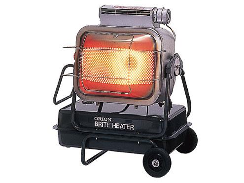 オリオン機械  赤外線暖房機  HR220A (代引き不可商品)