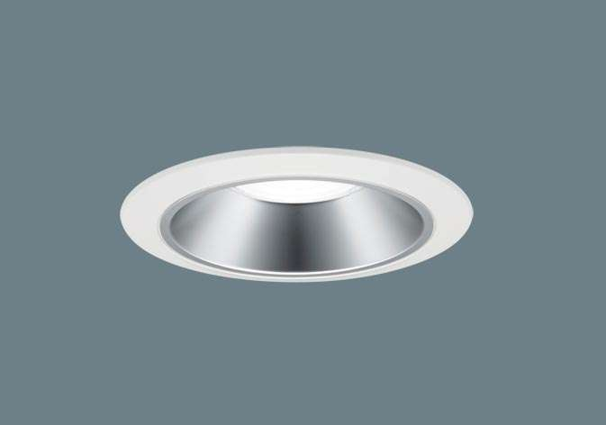 XND2551SVLZ9 Panasonic 天井埋込型 LED(温白色) ダウンライト 浅型9H・ビーム角85度・拡散タイプ・光源遮光角15度 調光タイプ(ライコン別売)/埋込穴φ125 水銀灯100形1灯器具相当 LED 250形