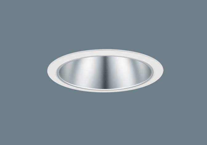 XND2552SWLZ9 Panasonic 天井埋込型 LED(白色) ダウンライト 浅型9H・ビーム角45度・広角タイプ・光源遮光角30度 調光タイプ(ライコン別売)/埋込穴φ125 水銀灯100形1灯器具相当 LED 250形