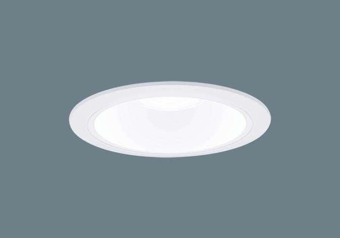 XND2560WNLE9 Panasonic 天井埋込型 LED(昼白色) ダウンライト 浅型9H・ビーム角50度・広角タイプ・光源遮光角15度 埋込穴φ150 水銀灯100形1灯器具相当 LED 250形