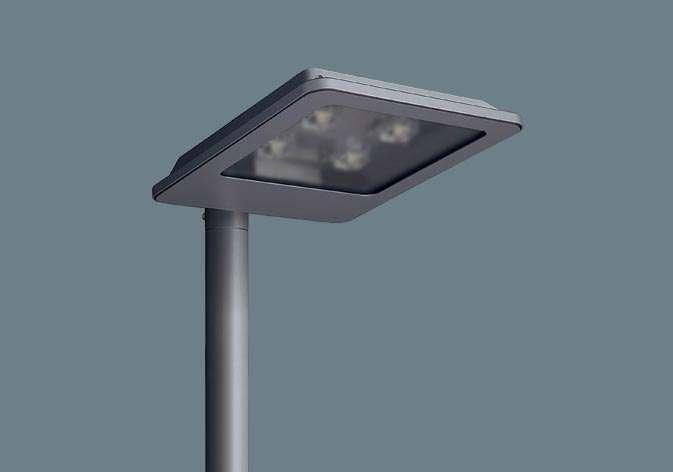 Panasonic パナソニック ポール取付型 LED(昼白色) モールライト ワイド配光 防まつ型・タイマー段調光・定格出力初期光束補正型 パネル付型 水銀灯100形1灯器具相当 200形