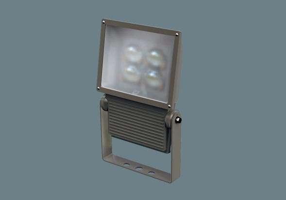Panasonic パナソニック ポール取付型 LED(昼白色) 投光器 広角タイプ配光 防雨型(結線ボックス)・防まつ型(灯具本体部) パネル付型 水銀灯250形1灯器具相当/CDM-TD150形1灯器具相当