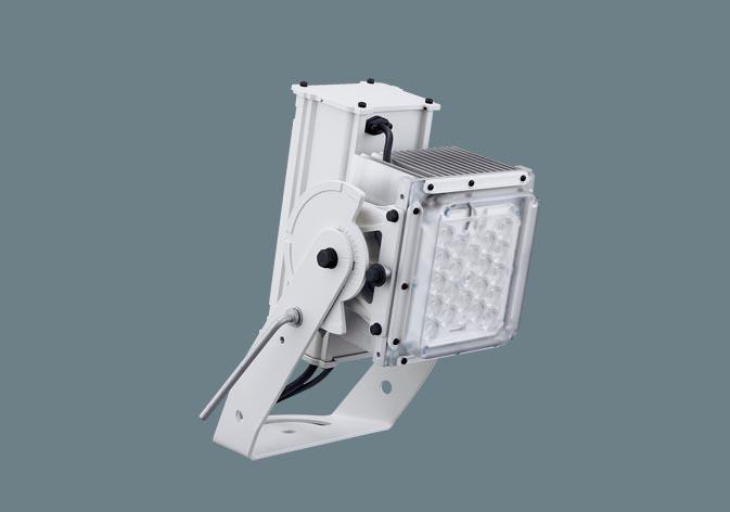 Panasonic パナソニック NNY24735LA9 天井直付型 LED(昼白色) プール用投光器 中角形 防湿型・防噴流型・耐塵型・連続調光初期照度補正型・調光タイプ(ライコン別売) パネル付型 マルチハロゲン灯400形1灯器具相当 2000形