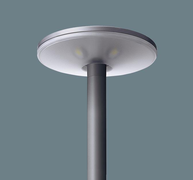 ◆受注品Panasonic パナソニック NNY22333KLF9 ポール取付型 LED(電球色) モールライト 全周配光・透明プリズムグローブ 防雨型・定格出力初期光束補正型・タイマー段調光 水銀灯400形1灯器具相当