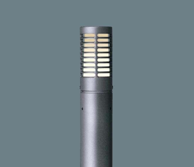 Panasonic パナソニック XY2882 地中埋込型 LED(電球色) ローポールライト 防雨型/地上高403mm 白熱電球25形1灯器具相当