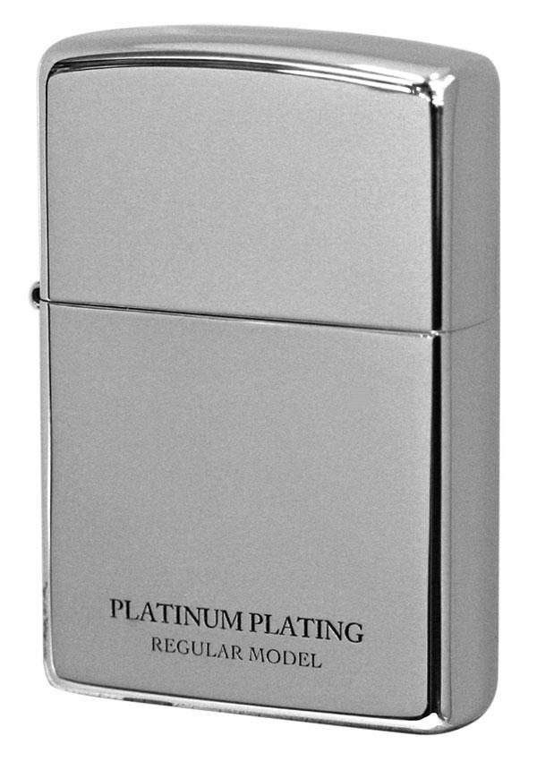 Zippo ジッポー チタンシリーズ Titanium series 20-PLAT zippo ジッポライター オプション購入で名入れ可