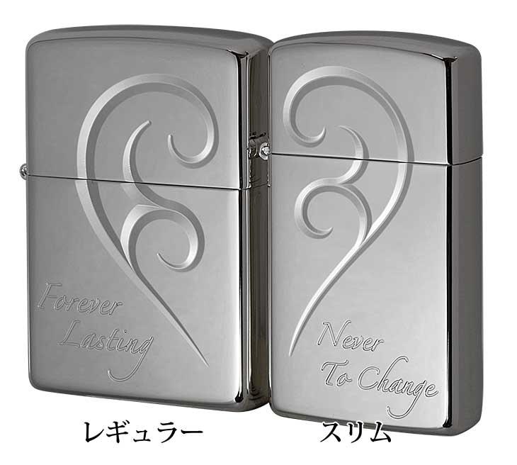 Zippo ジッポー Brilliant Heart SP zippo ジッポ ライター オプション購入で名入れ可