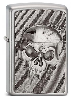 Zippo ジッポー Deserts Skull 2003550 zippo ジッポライター オプション購入で名入れ可