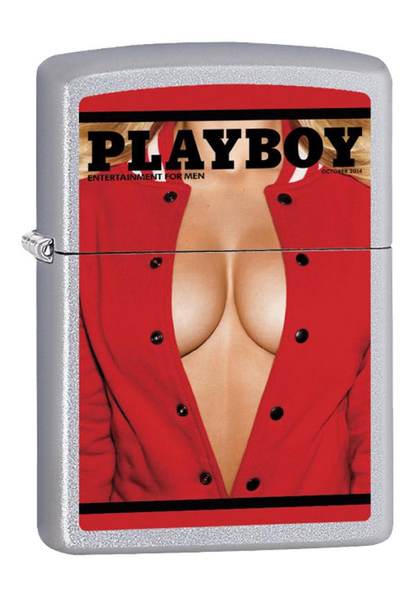 ヨーロッパ直輸入Zippo ジッポー Playboy october 2014 60003228 zippo ジッポ ライター オプション購入で名入れ可