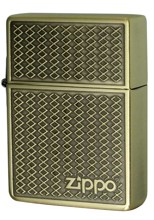 Zippo ジッポー 1935 Grill Mesh グリルメッシュ A zippo ジッポ ライター オプション購入で名入れ可
