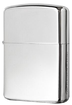 Zippo ジッポー プラチナ コーティング 162PT zippo ジッポライター オプション購入で名入れ可