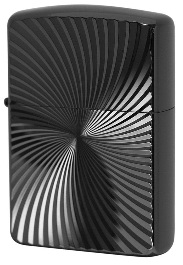 Zippo ジッポー TITANIUM COATING 62TIBK-WAVE zippo ジッポライター オプション購入で名入れ可