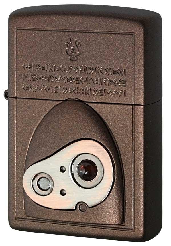 Zippo ジッポー キャラクター スタジオジブリ 天空の城ラピュタ メタルフェイス4 NZ-26 zippo ジッポ ライター オプション購入で名入れ可