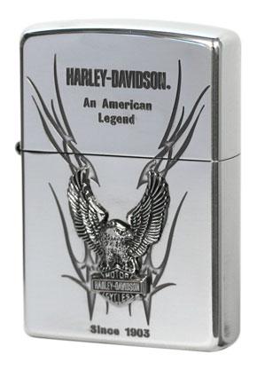 Zippo ジッポー Harley Davidson HDP-10 zippo ジッポ ライター オプション購入で名入れ可