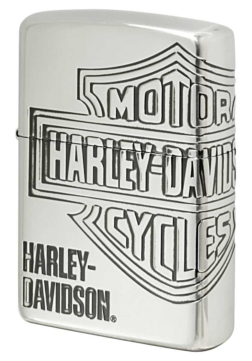 日本限定Zippo Harley Davidson ハーレーダビッドソン HDP-33 zippo ジッポライター オプション購入で名入れ可