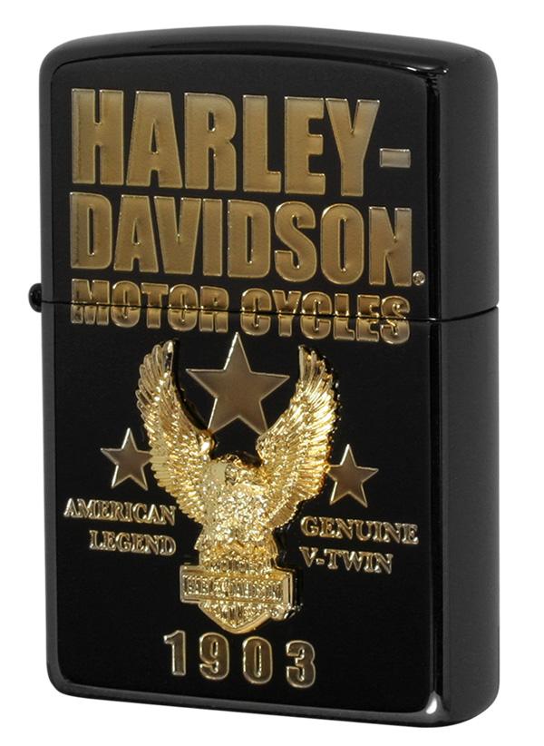 Zippo ジッポー 日本限定Zippo Harley Davidson ハーレーダビッドソン HDP-51 zippo ジッポライター オプション購入で名入れ可