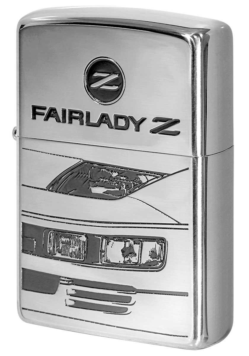 Zippo ジッポー バイク 車 日産 NISSAN フェアレディ Z FAIRLADY Z Z32 zippo ジッポ ライター オプション購入で名入れ可