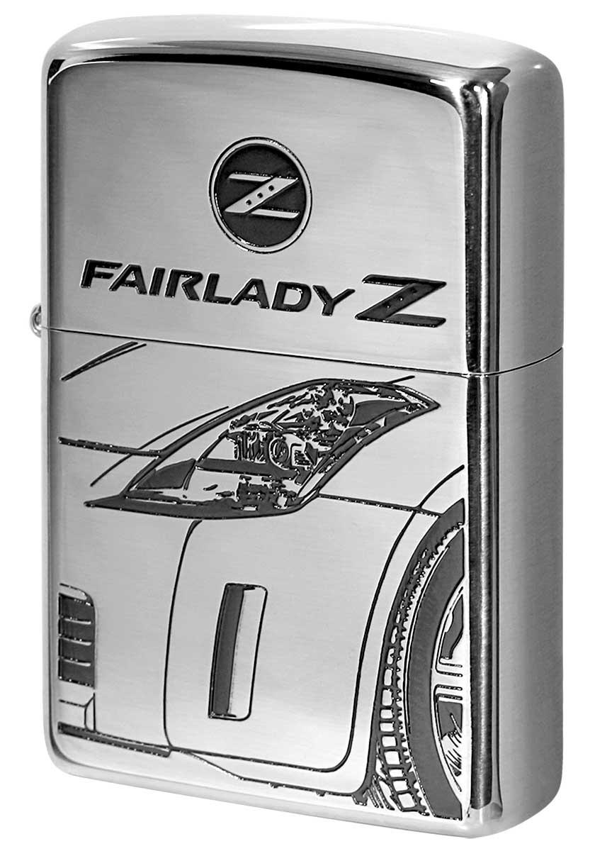 Zippo ジッポー バイク 車 日産 NISSAN フェアレディ Z FAIRLADY Z Z33 zippo ジッポ ライター オプション購入で名入れ可