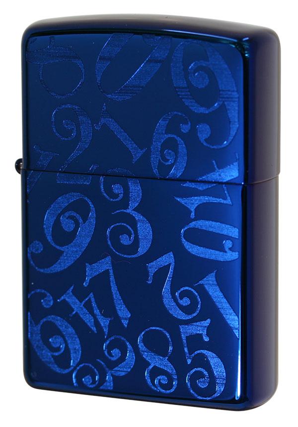 Zippo ジッポー Titanium Coating Series ナンバー Ti-BL-N A zippo ジッポライター オプション購入で名入れ可