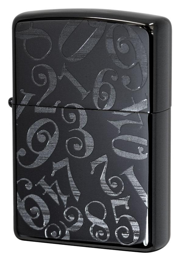Zippo ジッポー Titanium Coating Series ナンバー Ti-BK-N D zippo ジッポライター オプション購入で名入れ可