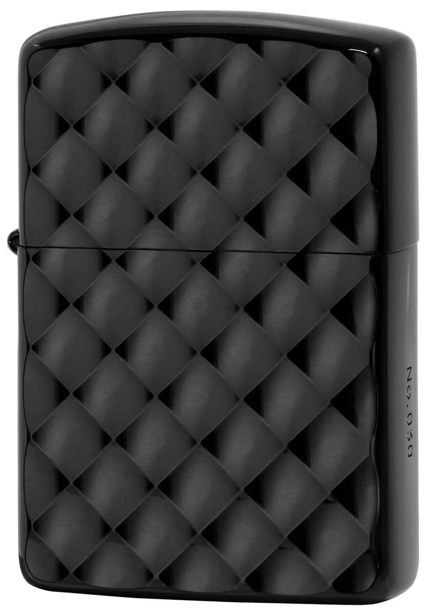 Zippo ジッポー アーマー ARMOR アーマー 162ディンプルカット BK zippo ジッポ ライター オプション購入で名入れ可