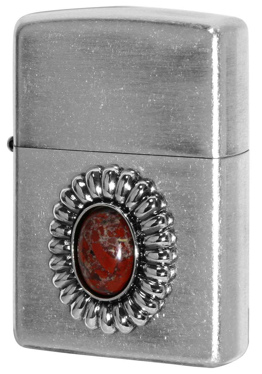 Zippo ジッポー Power Stone パワーストーン ジャスパー 70637 zippo ジッポ ライター オプション購入で名入れ可