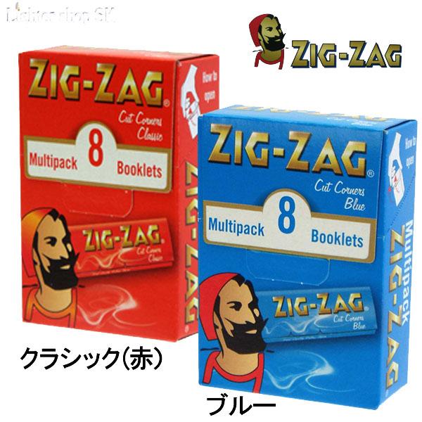 ZIG-ZAG ジグザグ ZIGZAG 即納送料無料! 手巻き タバコ ペーパー 正規店 シングル カットコーナー ネコポス シングルペーパー 日時指定不可 対応商品 追跡可能メール便 60枚入 2個
