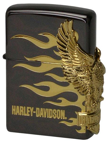 ZIPPO HARLEY-DAVIDSON ハーレーダビッドソン サイドメタル ZHDP-01【送料無料】【smtb-u】】