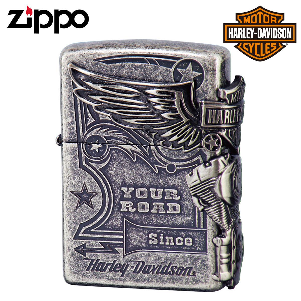 ジッポー ライター ハーレーダビッドソン オイルライター ジッポライター zippo HDP28 ギフト プレゼント 贈り物 返品不可 オイルライター ジッポライター 彼氏 男性 メンズ 喫煙具