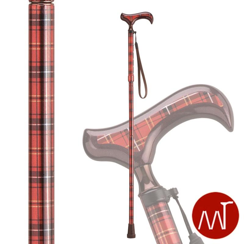 杖 折りたたみ 折りたたみ式杖 愛杖 Fx-13B ストラップ付き ギフト プレゼント 贈り物