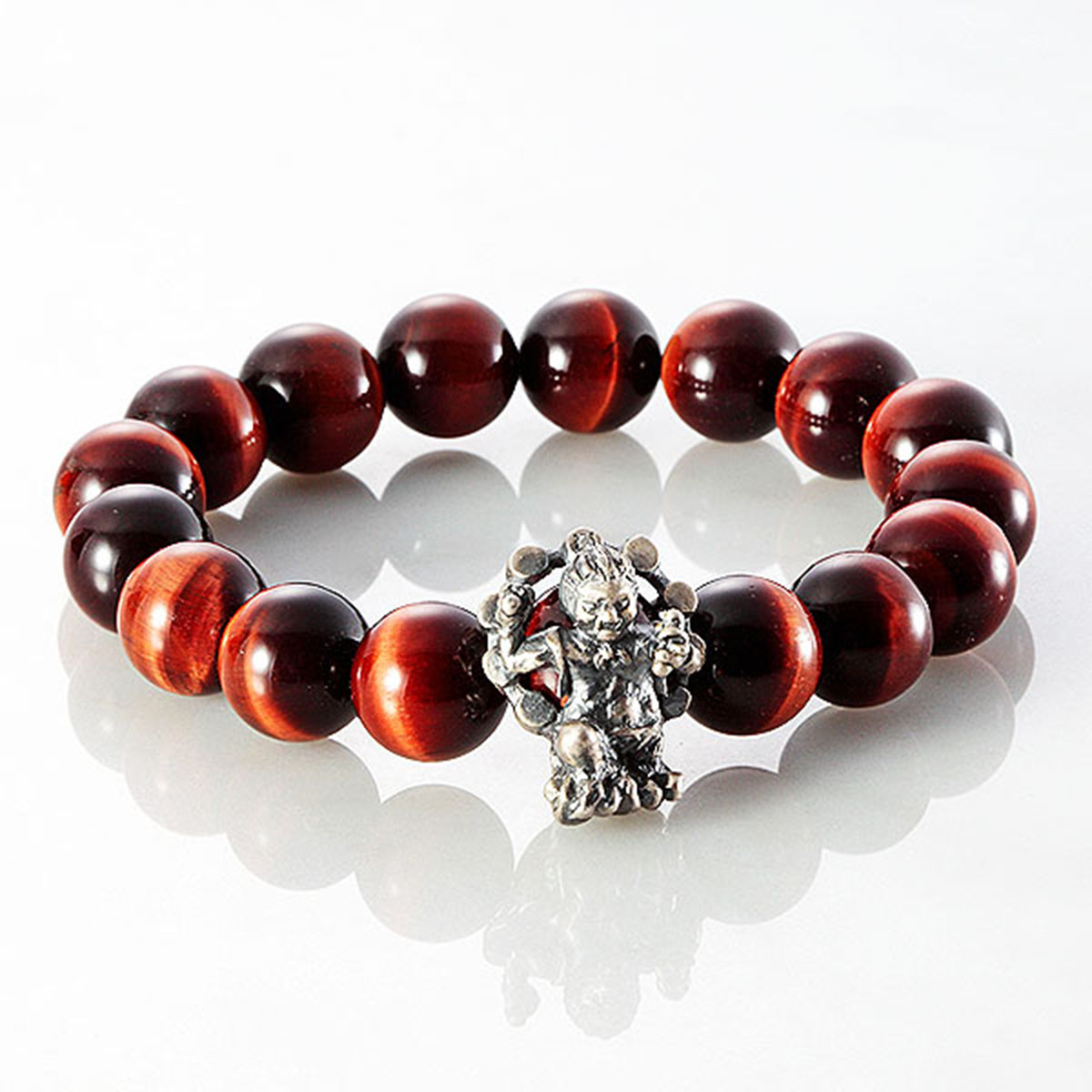 Rosary Bracelet Thunder 100 105 Silver Accessories